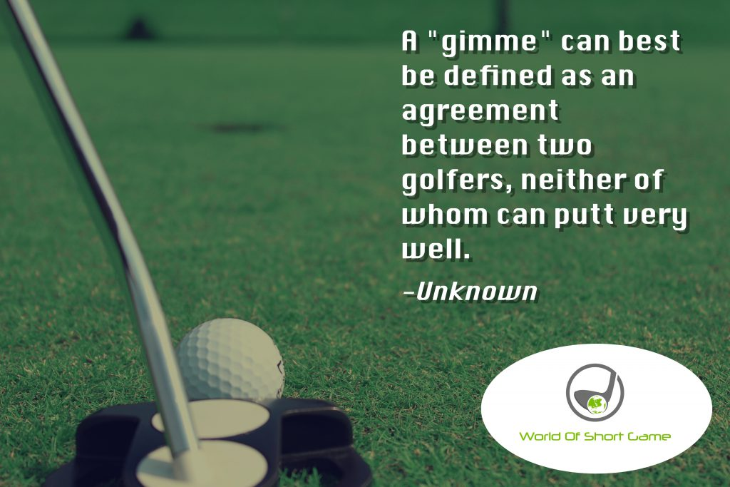 Golf Quotes - World Of Short Game