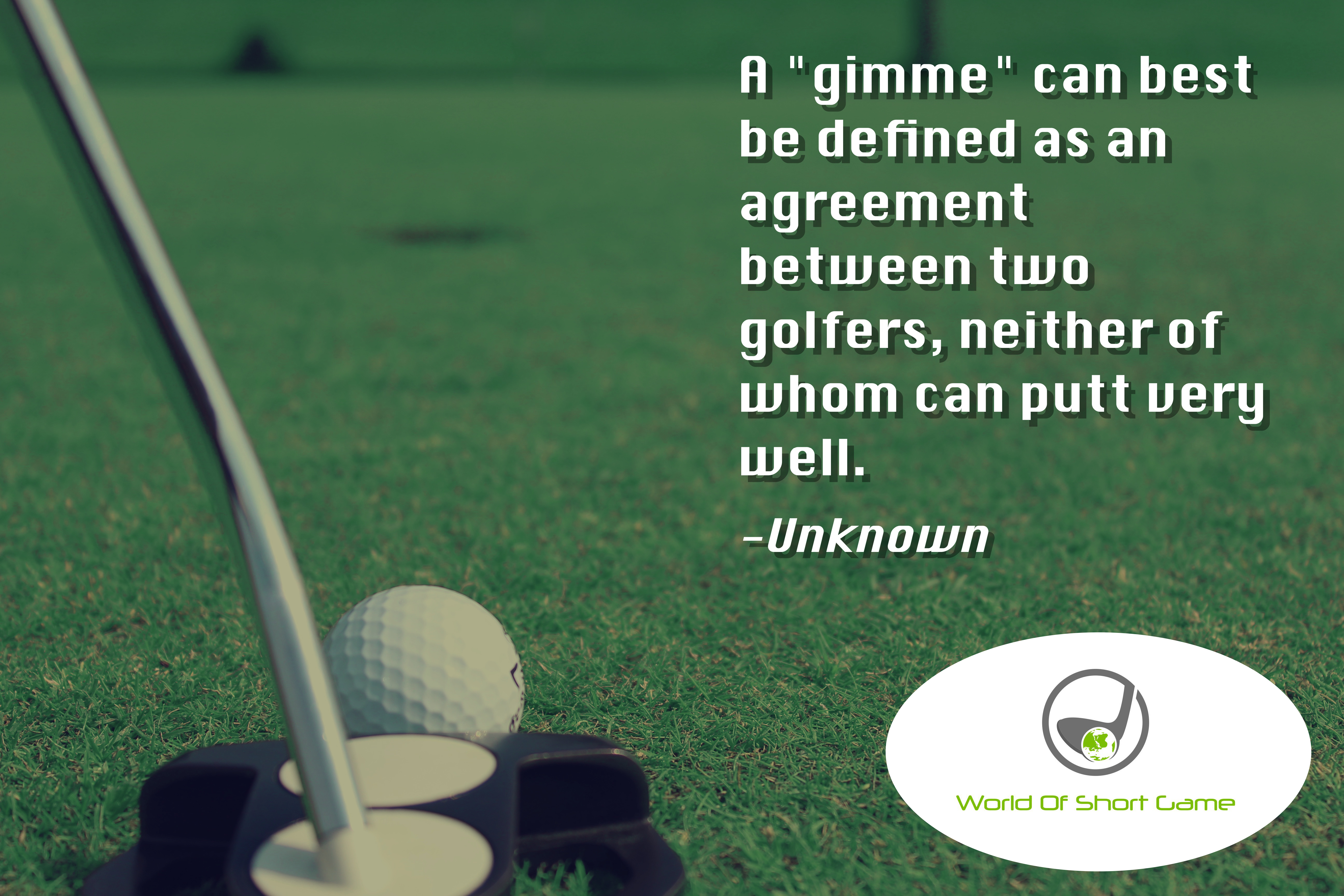 Quotes About Golf Golf Quotes  Worldofshortgame