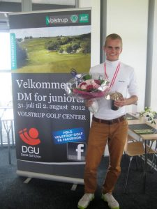Danish Junior Champion